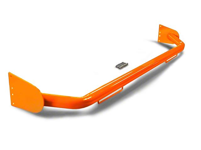Steinjager Jeep Wrangler Seat Harness Bar - Fluorescent Orange ...