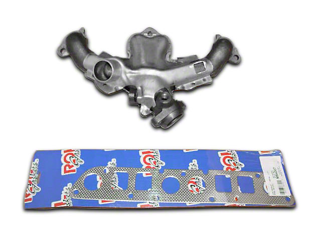 Exhaust Manifold Kit w/ Gaskets (87-90 2.5L Jeep Wrangler YJ)