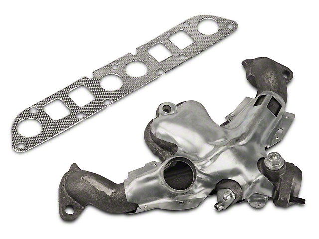 Exhaust Manifold Kit (91-00 2.5L Jeep Wrangler YJ & TJ)