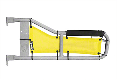 Steinjager Tube Door Covers - Lemon Yellow (87-95 Jeep Wrangler YJ)