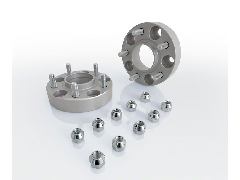 Eibach 25mm Pro-Spacer Hubcentric Wheel Spacers (07-18 Jeep Wrangler JK)