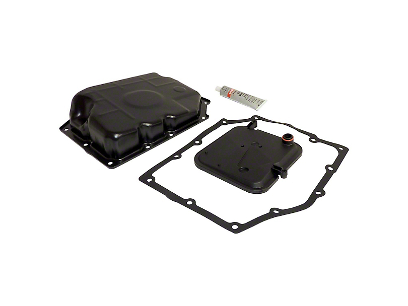 42RLE Transmission Oil Pan Kit (03-11 Jeep Wrangler TJ & JK)