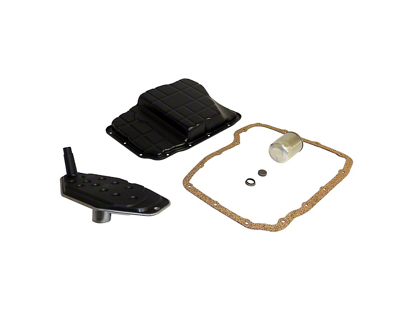 545RFE Transmission Pan Kit (07-09 Jeep Wrangler JK)
