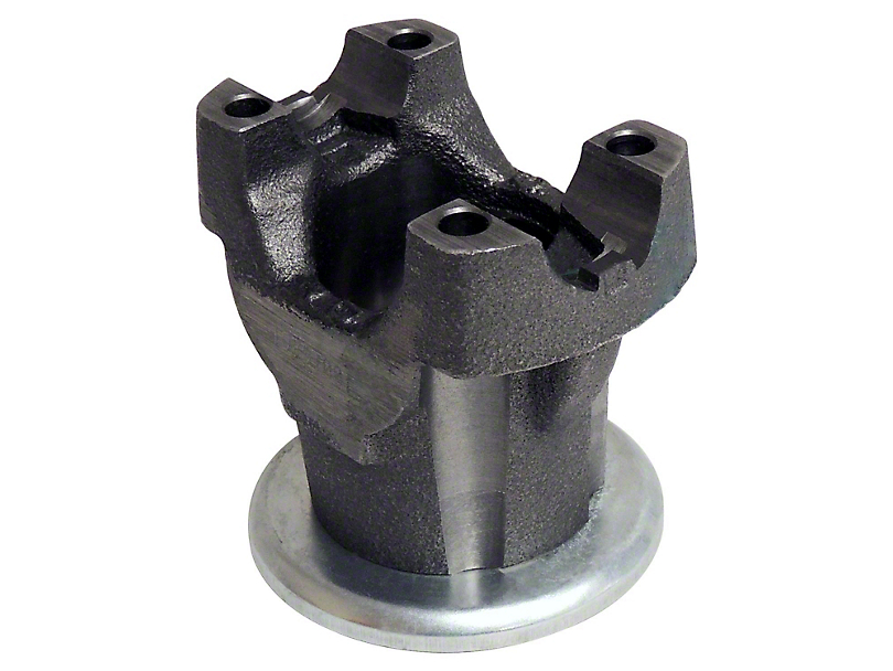 Transfer Case Front Output Yoke for Double Cardan Drive Shaft Conversion (07-18 Jeep Wrangler JK)