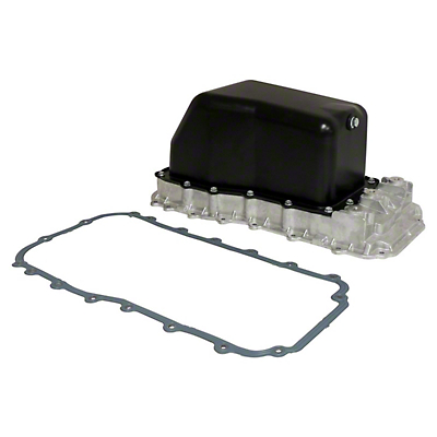 Crown Automotive Engine Oil Pan Kit (07-11 3.8L Jeep Wrangler JK)