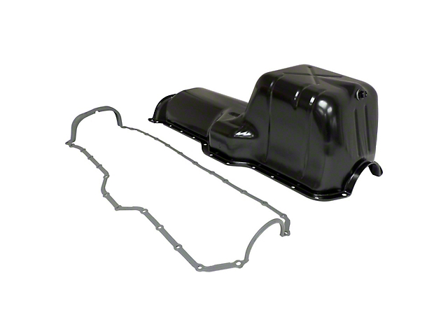Engine Oil Pan Kit (00-06 4.0L Jeep Wrangler TJ)