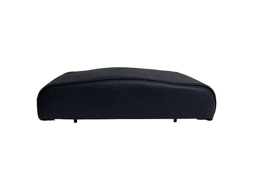 Replacement Center Console Armrest Pad (07-10 Jeep Wrangler JK)