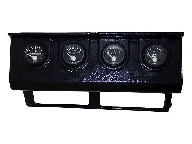 Gauge Panel w/ Gauges (93-95 Jeep Wrangler YJ)