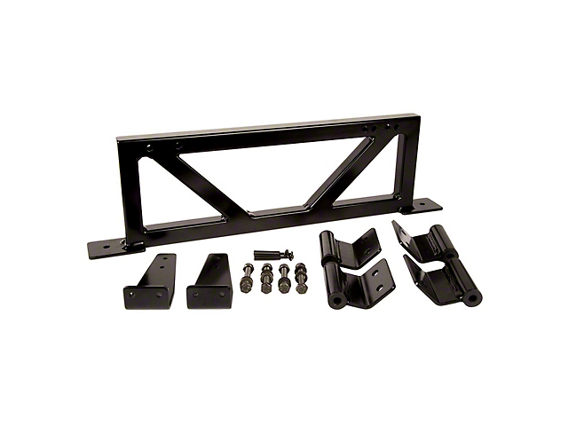 Rugged Ridge Wall Mount Door Holder (87-19 Jeep Wrangler YJ, TJ, JK & JL)