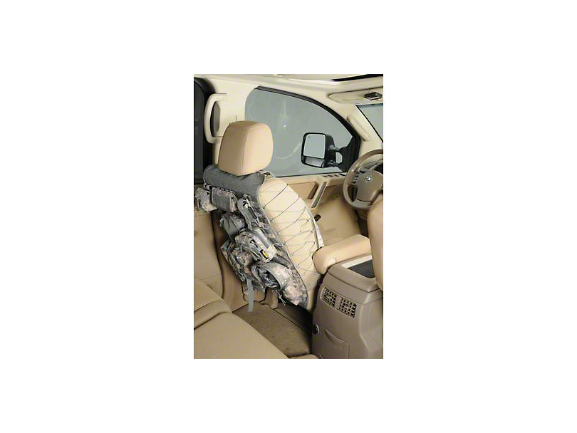 Smittybilt G.E.A.R. Custom Fit Front Seat Covers - O.D. Green (Universal Fitment)