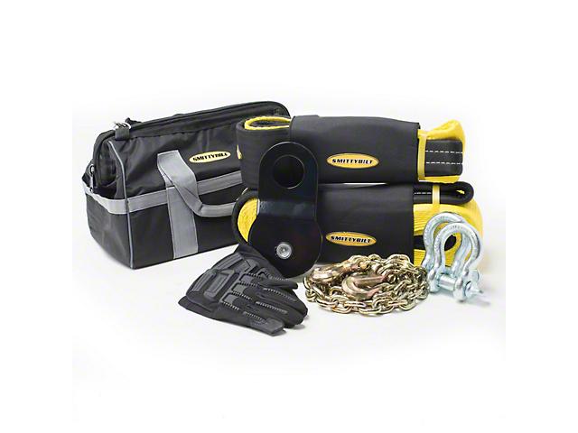 Smittybilt Premium Winch Accessory Bag