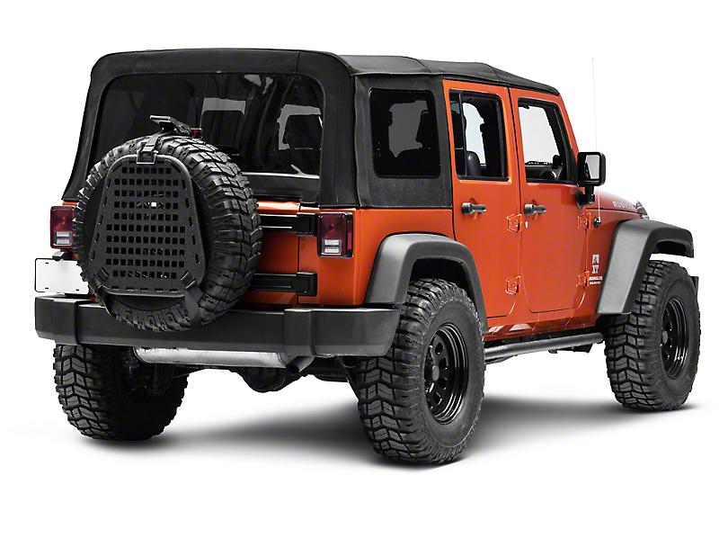 Smittybilt iRack2 Intelligent Racking System (87-19 Jeep Wrangler YJ, TJ, JK & JL)