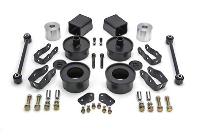 ReadyLIFT 2.5 in. SST Lift Kit (2018 Jeep Wrangler JL, Excluding Rubicon)