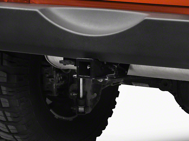 Smittybilt Factory Style 2 in. Receiver Hitch (07-18 Jeep Wrangler JK)