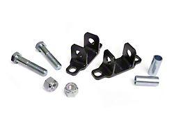 Rough Country Rear Shock Upper Bar Pin Eliminator Kit (97-18 Jeep Wrangler TJ & JK)