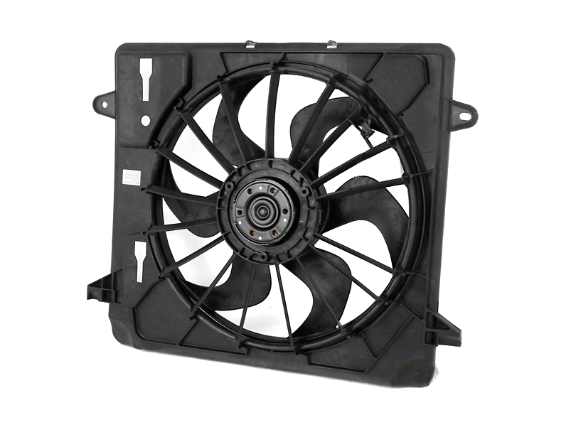 Omix-ADA Fan Assembly (07-11 3.8L Wrangler JK)