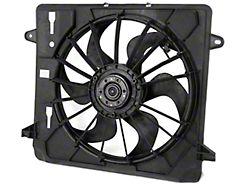Engine Cooling Fan Assembly (07-11 3.8L Jeep Wrangler JK)