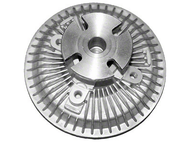Fan Clutch (87-90 2.5L or 4.2L Jeep Wrangler YJ w/o Serpentine Belt)