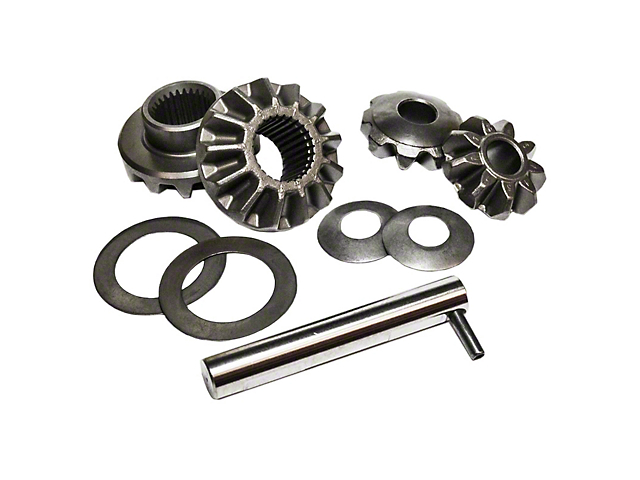 Nitro Gear & Axle Dana 30 Front Standard Open Spider Gear Kit (07-18 Jeep Wrangler JK, Excluding Rubicon)