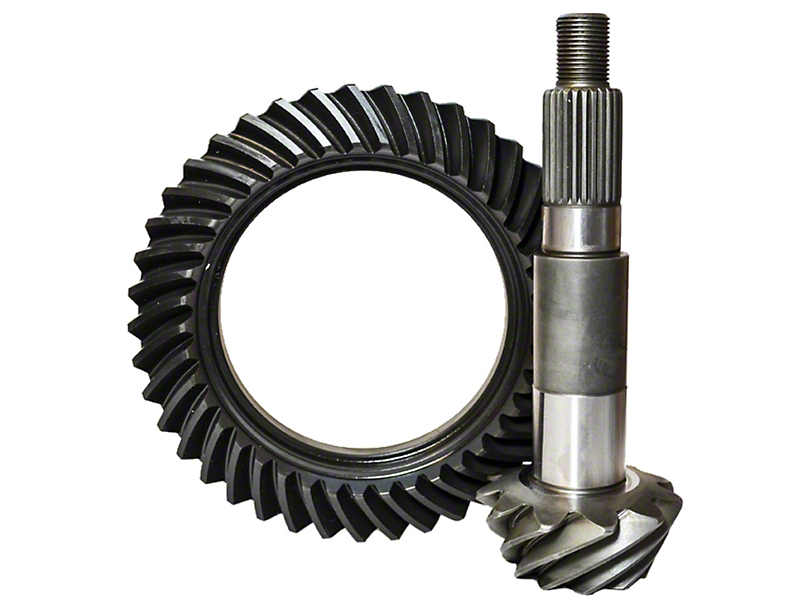Nitro Gear & Axle Dana 30 Axle Ring and Pinion Gear Kit; 5.13 Gear Ratio (87-95 Jeep Wrangler YJ)