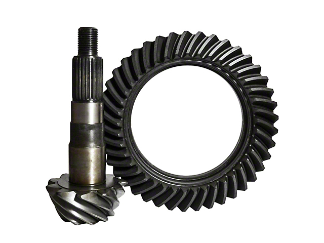 Nitro Gear & Axle Dana 30 Short Ring Gear and Pinion Kit - 3.55 Gears (97-06 Jeep Wrangler TJ)