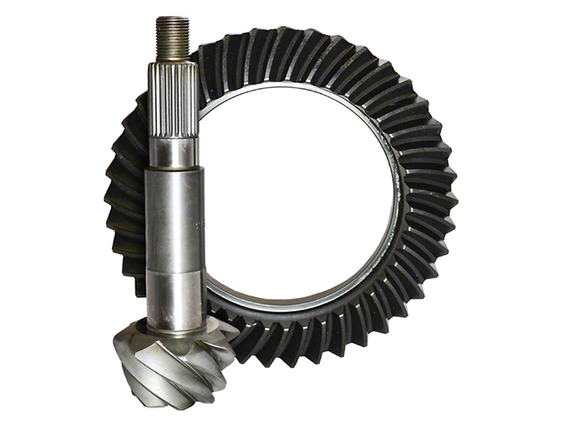 Nitro Gear & Axle Dana 44 Rear Axle Ring Gear and Pinion Kit - 5.38 Gears (97-06 Jeep Wrangler TJ)