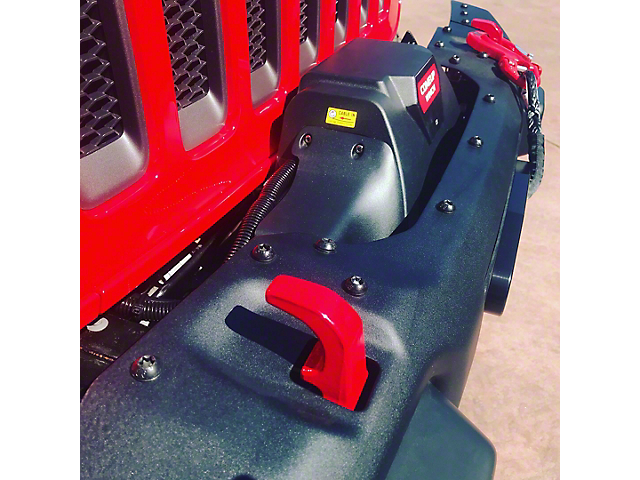 American Trail Products Winch Plate System (20-21 Jeep Gladiator JT Launch Edition, Rubicon)