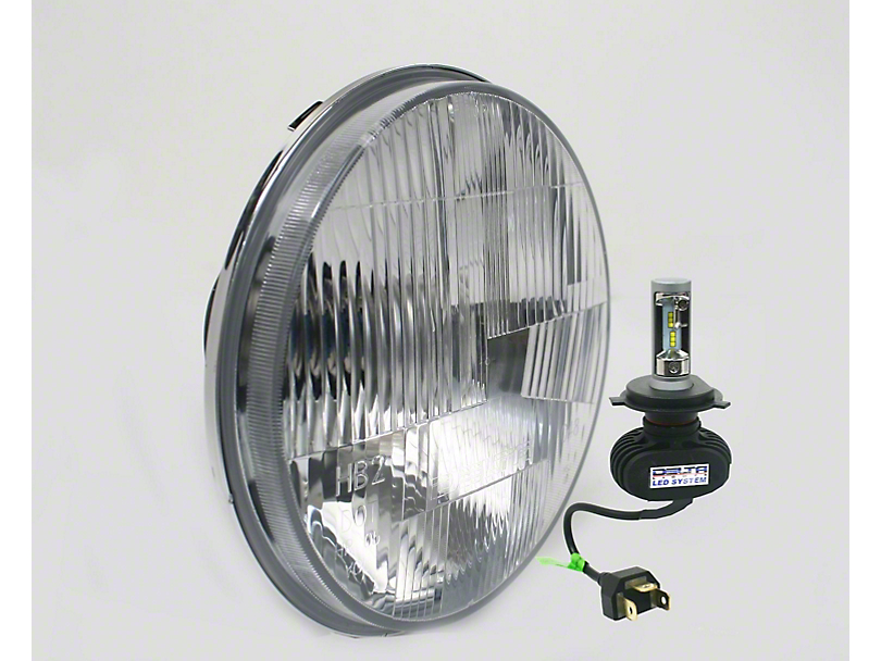 Delta Bolt LED Headlights (07-18 Jeep Wrangler JK)