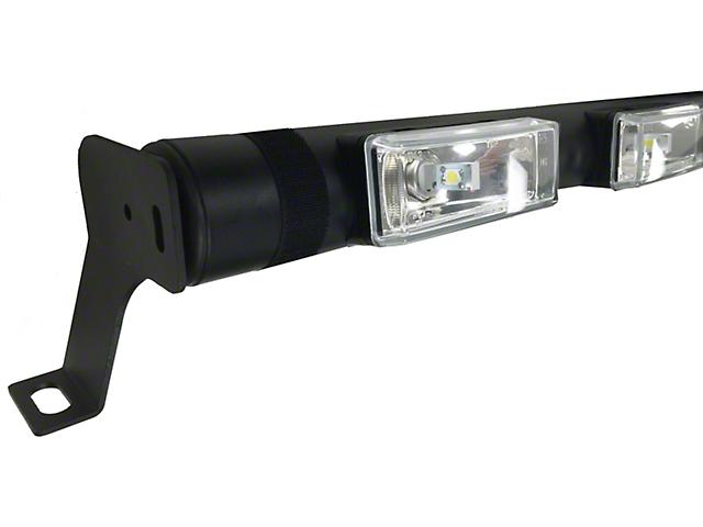 Delta Tubular LED Grille Bar (07-18 Jeep Wrangler JK)