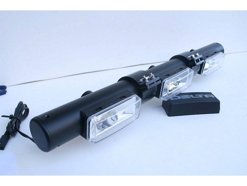Delta 30 in. Tubular Magnetic Light Bar