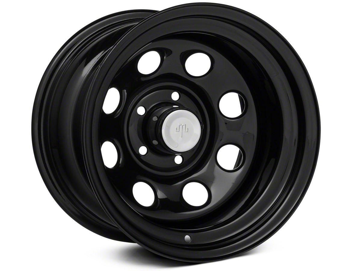 31x10 50r15 Tires >> Mammoth 8 Black Steel 15x10 Wheel Mickey Thompson Baja Mtzp3 31x10 50r15 Tire Kit 87 06 Jeep Wrangler Yj Tj