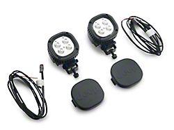 Mopar 5 in. Off-Road LED Light Kit (18-20 Jeep Wrangler JL)