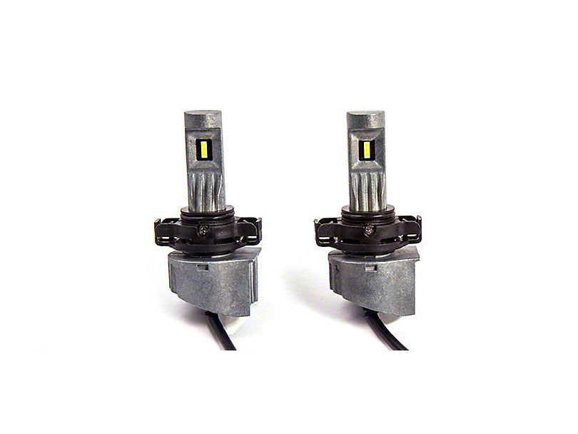 Vividline Stage 3 LED Fog Light Bulbs - H16 (18-19 Jeep Wrangler JL)