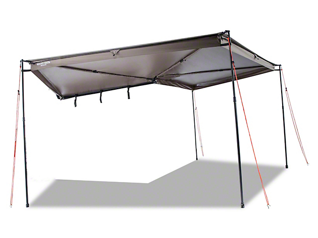 Rhino-Rack Batwing Awning; Right Hand (Universal Fitment)