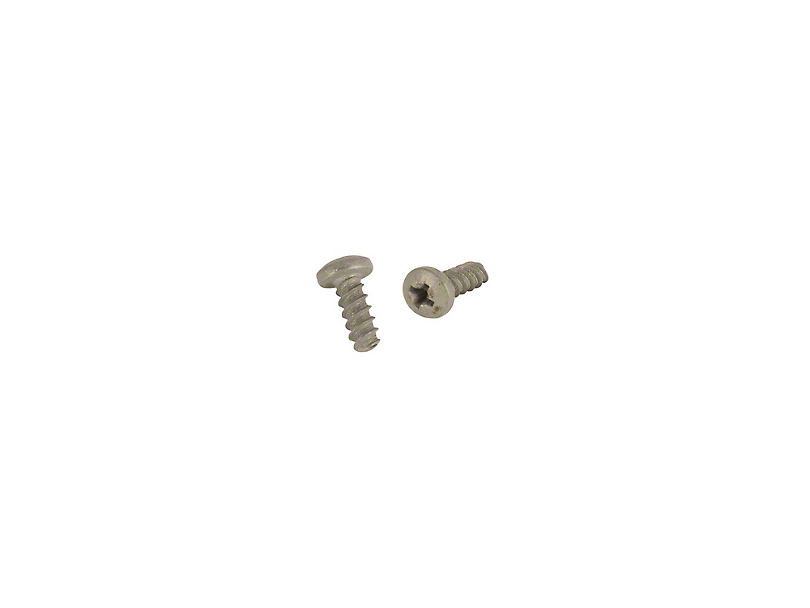 Door Window Regulator Track Screw (94-06 Jeep Wrangler YJ & TJ)