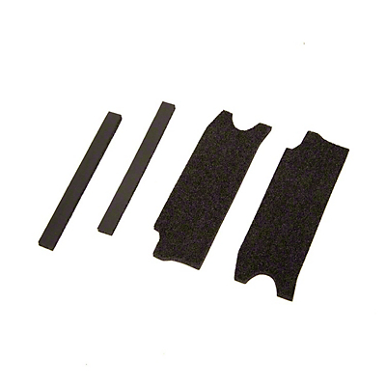 Omix-ADA Soft Top Foam Tape Seal Kit (10-18 Jeep Wrangler JK)
