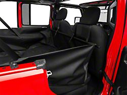 Dirty Dog 4x4 Cargo Liner - Black (18-19 Jeep Wrangler JL 4 Door)