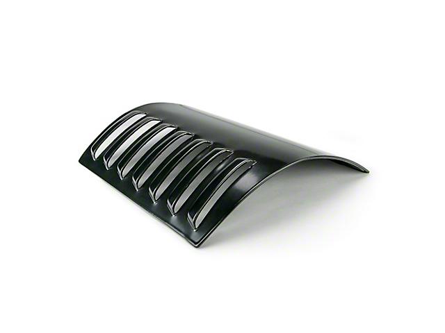 DV8 Offroad Cowl Covers; Black (07-18 Jeep Wrangler JK)