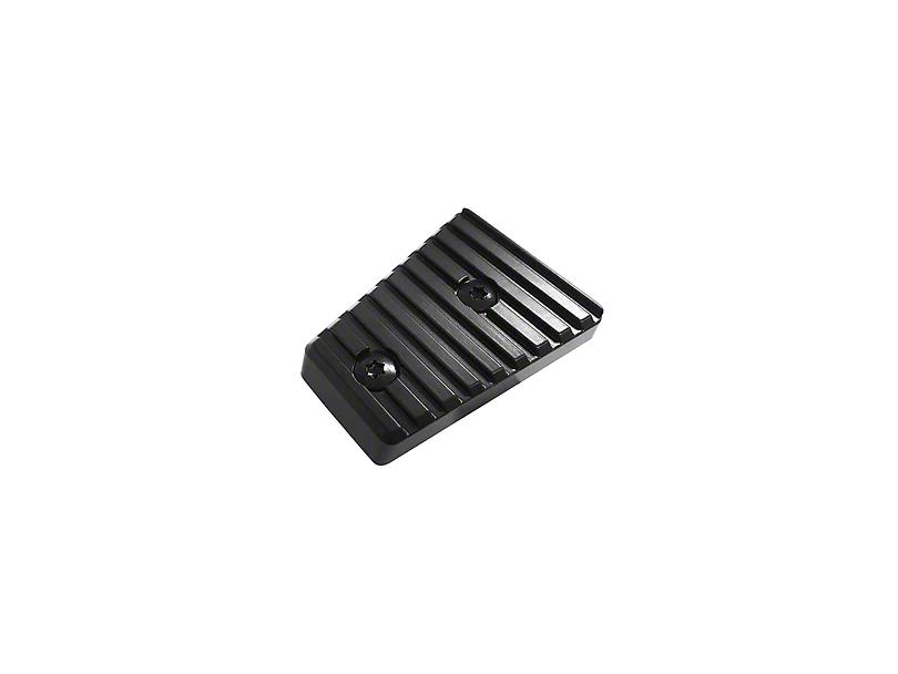 Drake Off Road Door Hinge Covers (07-18 Jeep Wrangler JK)
