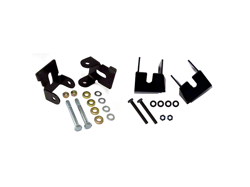 Rugged Ridge Lower Control Arm Skidplate Kit (07-18 Jeep Wrangler JK)
