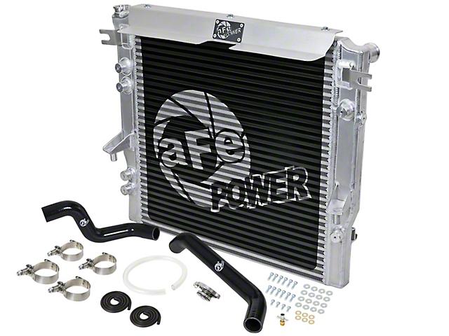 AFE BladeRunner GT Series Radiator (07-11 3.8L Jeep Wrangler JK)