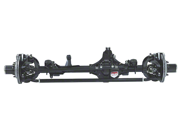 Teraflex Front Tera60 Full-Float Axle Housing w/ Locking Hubs & 4.30 Gears - 8x6.5 in. Bolt Pattern (07-18 Jeep Wrangler JK)