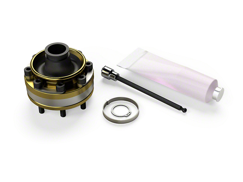Teraflex Rzeppa High-Angle Factory Replacement CV Joint Kit (07-18 Jeep Wrangler JK)