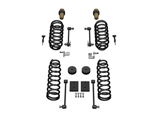 Teraflex 1.5 in. Sport S/T1 Suspension Lift Kit (07-18 Jeep Wrangler JK 4 Door)