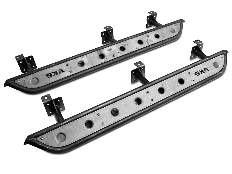 VKS Fabrication Prerunner Rock Sliders (07-18 Jeep Wrangler JK 4 Door)