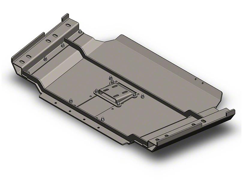 Clayton Off-Road Transfer Case Skid Plate (97-06 Jeep Wrangler TJ)