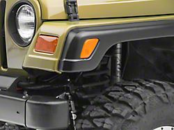 Front Marker Light Lamp Lens - Left Side (97-06 Jeep Wrangler TJ)