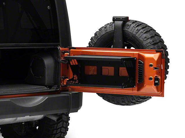 Suntop Tailmesa Tailgate Table (07-18 Jeep Wrangler JK)