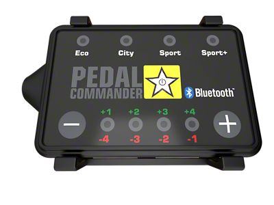 Pedal Commander Wrangler Bluetooth Throttle Response Controller PC