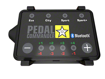 Pedal Commander Bluetooth Throttle Response Controller (07-18 Wrangler JK)